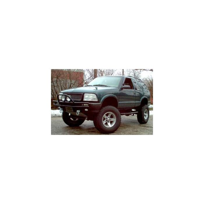 1996 chevy blazer with 5 trailmaster lift kit 2 superlift lift kit 2 performance accessories body superlift lift kit 2